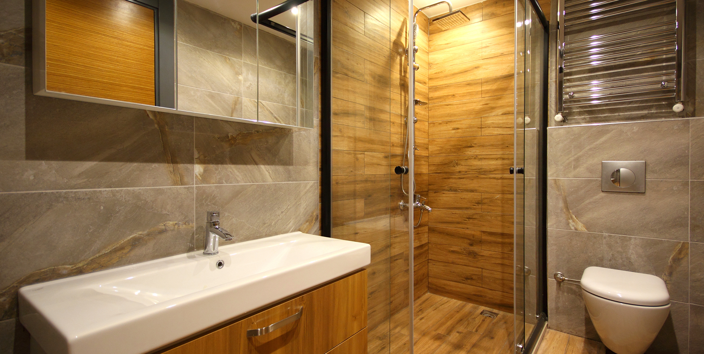 Complete Bathroom Renovations in Greater Manchester
